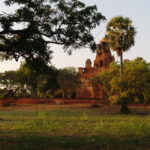 Gu Byauke Gyi temple, Bagan, Myanmar