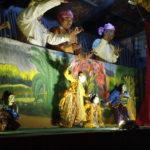 Spectacle de marionnettes, Bagan, Myanmar