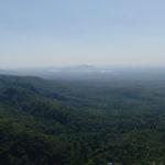 Vue du Mont Popa, Myanmar