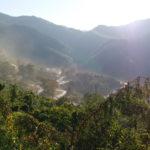 La fameuse route, Kalaw, Myanmar
