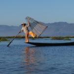 Pêcheur Intha, Inlé, Myanmar