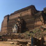 Pagode inachevée, Mingun, Myanmar