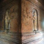 Seul temple hindou de Bagan, Myanmar