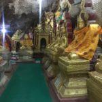 Buddha's cave, Kalaw, Myanmar