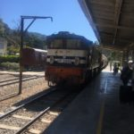 Arrivée de mon train, Kalaw, Myanmar