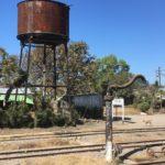 Premier arrêt et changement de locomotive, Aubang, Myanmar
