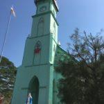 Eglise Saint-Ptrick, Moulmein, Myanmar