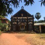 Ancienne église Saint-Patrick, Moulmein, Myanmar