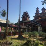 U Nah Auk Monastery, Myanmar