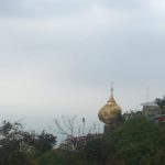 Le Rocher d'Or, Myanmar