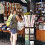 Book street, HCMC, Vietnam