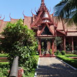 Musée national du Cambodge, Phnom Penh, Cambodge