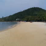 Kep beach, Kep, Cambodge