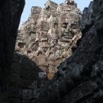 Bayon, Angkor, Cambodge