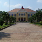 Palais du gouverneur, Battambang, Cambodge