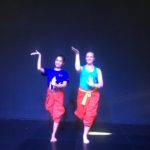 Dance workshop, Phnom Penh, Cambodge