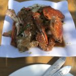 Crabe au poivre de Kampot, Kep, Cambodge