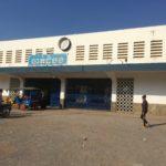 Gare ferroviaire, Battambang, Cambodge