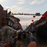 Jonker street, Malacca, Malaisie