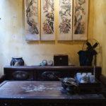 Maison traditionnelle, Hanoï, Vietnam