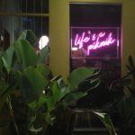 Arty restaurant, Georgetown, Malaisie