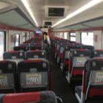 Train pour Ipoh, Butterworth, Malaisie