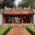 Temple de la littérature, Hanoï, Vietnam