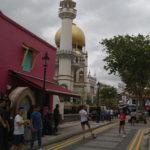 Kampong glam, Arab Street, Singapour