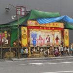 Street art à Chinatown, Singapour