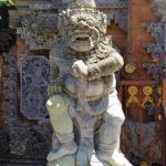 Palais d'Ubud, Bali, Indonésie