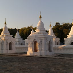 5 jours à Mandalay