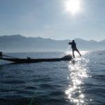 Pêcheur Intha, Lac Inlé, Myanmar
