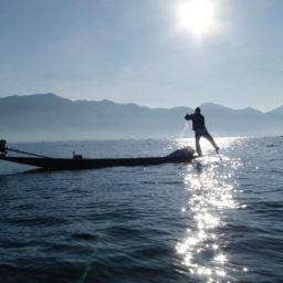 Quelques jours au bord du lac Inlé