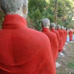 Procession de moines, Hpa-An, Myanmar