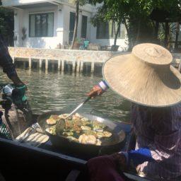 Parenthèse de fraîcheur sur les Klong