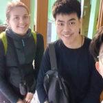 Last selfie together, Mandalay, Myanmar