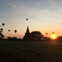 Direction Bagan, la mystique