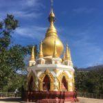Pagode à Htet, Inlé, Myanmar