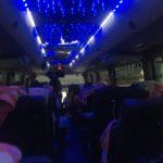 Bus de nuit, Inlé, Myanmar