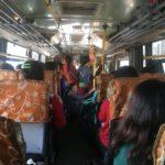 Bus Hpa-An / Moulmein, Myanmar