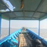 Bateau de retour à Hpa-An, Myanmar