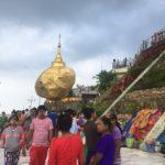 Le Rocher d'Or, Myanmar