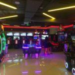 Salle d'Arcade, Junction City, Yangon, Myanmar