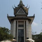 Mémorial de Choeung Ek, Phnom Penh, Cambodge