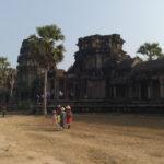 Angkor Wat, Angkor, Cambodge