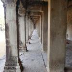 Perspectives, Angkor, Cambodge
