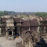 Vue d'Angkor Wat, Angkor, Cambodge