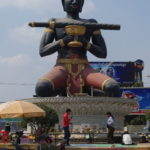 Statue de Battambang, Battambang, Cambodge