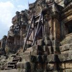 Ruines pré-angkoriennes, Battambang, Cambodge