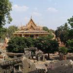 Wat Phnom Ek,  Battambang, Cambodge